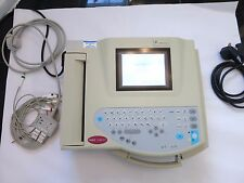 Ge Marquette Mac 1200 St máquina de ECG electrocardiógrafo pacientes monitor lleva Impresora