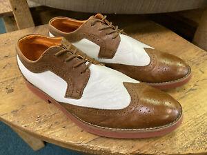 Men's BUKS Walk-Over SIze 10.5 M Durney Oxfords Shoes