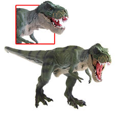 Tyrannosaurus Jurassic World Park Rex Dinosaur Plastic Toy Model Gift Decoration
