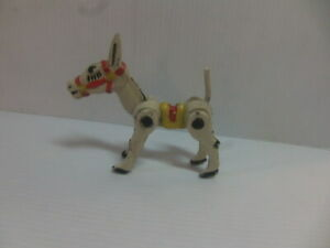Muffin the Mule – diecast jointed metal Figure 1950s