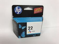 Genuine Hp 22 C9352WN Tri-color Color Ink Cartridge for J3680 4315 5610 Hp22