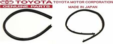 TOYOTA GENUINE 93-02 JZA80 SUPRA MK4 Bonnet Hood Cowl Top & Radiator Rubber Seal