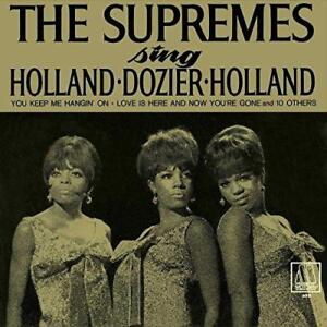 The Supremes - Sing Holland - Dozier - Holland (NEW 2CD)