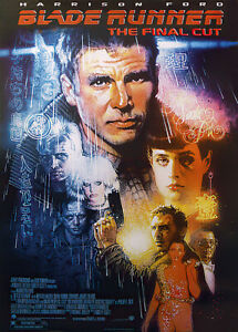 """Blade Runner - Movie Poster / Print (The Final Cut) (Size: 27"""" X 39"""")"""