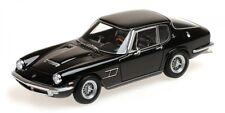 Maserati Mistral Coupe' 1963 Black 1:43 Model MINICHAMPS