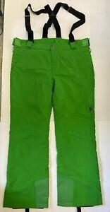 Spyder Transport Ski Snowboarding Pants Mens SIZE XXL REF J219=