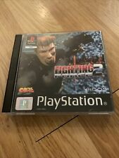 Fighting Force 2 ps1 Playstation One Spiel EIDOS Interactive PAL Version