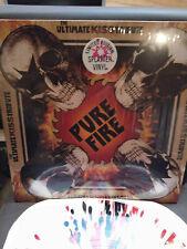 Pure Fire The Ultimate Kiss Tribute Splatter Vinyl LP Rock N Roll's Best Artists