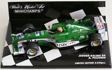 WOW EXTREMELY RARE Jaguar R4 Ford Pizzonia Silverstone 2003 1:43 Minichamps