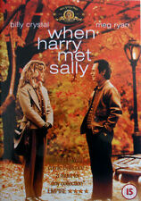 When Harry Met Sally (DVD, 1998) SPECIAL EDITION R4 DVD FREE POST