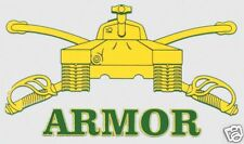 STICKER - U.S.ARMY - ARMOR