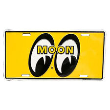 Mooneyes Yellow Show Plate Number America California SHOWPLATE VW Camper Beetle