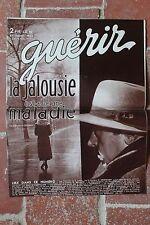 Ancienne revue - Guérir N°56 JANVIER 1935 - Jalousie une maladie ? - Médecine