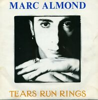 "MARC ALMOND Tears Run Rings/Everything I Wanted Love To Be UK 7"" Single EX Cond"