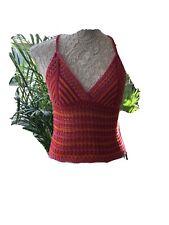 Atmosphere Crochet Sun Top Size S