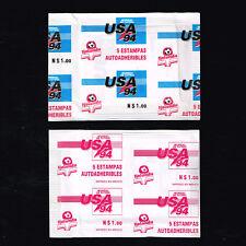 PANINI WORLD CUP 1994 | RARE Mexican sealed HOLANDA packet WC USA 94 | MEXICO
