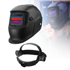 New Listingpro Solar Powered Auto Darkening Welding Helmet Arc Tig Mig Grinding Welder Mask