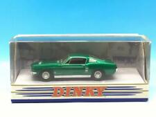 MATCHBOX DINKY 1967 FORD MUSTANG METALLIC GREEN DY-16 1/43