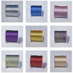 1 Pc Golden Silver Thread Hand-woven Rope DIY Line For Handmade Jewelry Making