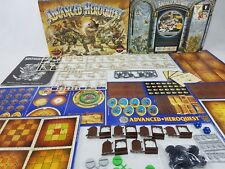 Advanced HeroQuest board game - 100% complete NEW ON SPRUES Great [ENG, 1989]