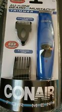 ConairMAN GMT10NCS Cordless Rechargeable Beard & Mustache Trimmer
