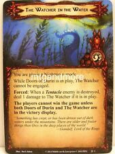 Lord of the Rings LCG - 1x The Watcher in the water #001 - Nightmare Deck