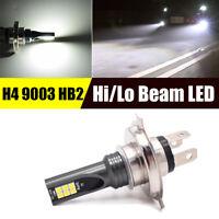 1X H4 9003 HB2 LED Bulb High Low Beam Headlight Fog Lamp bulb for Car Motorcycle