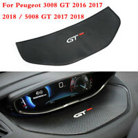 For Peugeot 3008/5008GT Car Interior Dashboard Instrument Display Anti-skid pad