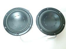 dynaudio 17w75 image vintage woofers woofer speaker speakers matched pair