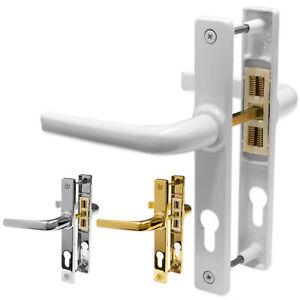 UPVC Door Handle Ferco 70mm 70PZ 180mm Fixings Double Glazing Pair Set Sprung