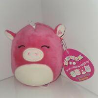 "Squishmallow Valentine 2020 Stella The Unicorn 5"" Target Exclusive NWT HTF plush"