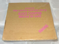 Alice Cooper Muscle of Love Sealed Vinyl Record LP USA 1973 Orig Die Cut Box
