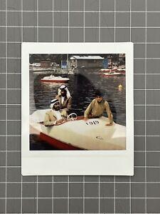 Reprint Polaroid Instax Fuji film Sheikh Zayed Bin Sultan Al Nahyan Abu Dhabi 3