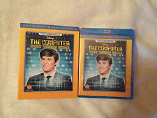 The Computer Wore Tennis Shoes (Bluray Disc,2016)Disney Club W/OOP Slipcover New