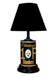 PITTSBURGH STEELERS #1 FAN LAMP