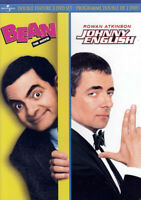 BEAN - THE MOVIE / JOHNNY ENGLISH (DOUBLE FEATURE) (BILINGUAL) (DVD)