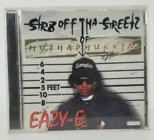 Eazy-E - Str8 Off the Streetz of Muthaphukkin Compton (CD)