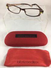Lafont Issy & LA Eyeglasses Frame 574  EMILIE Brown 50-16-125  *Fast Ship* E33