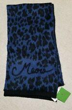 Nwt Kate Spade Leopard Muffler Msrp $118.00