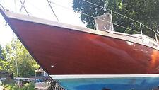 Segelyacht Segelboot Mahagonie Meisterstück Hamburg