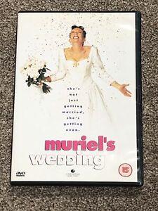 Muriel's Wedding - Toni Collette (1994) (DVD, 2006) Like New