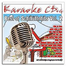 KARAOKE CDG CD + G-i migliori APRES SKI Party Hits vol.2 - Merce Nuova