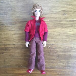 Barbie Afro Curly Fashion Doll Mattel 1999