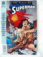 The Death of SUPERMAN DC Comics 1993 Comic Book