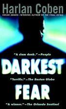 Darkest Fear: A Novel (Myron Bolitar Mysteries) Coben, Harlan Mass Market Paper