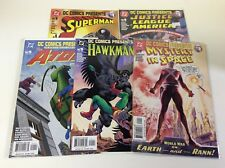DC COMICS PRESENTS #1 ONE SHOTS (DC/2004/ATOM/JLA/101817) COMPLETE SET LOT OF 5