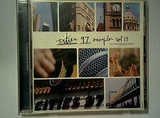 Cities 97 Sampler Vol 13 2001 Dedicated to 9/11 Victims David Gray  Coldplay