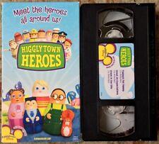 """Higglytown Heroes"" VHS Playhouse Disney Channel"