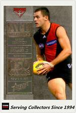 2012 Select AFL Champions Milestone Card MG18 Brent Stanton (Essendon)