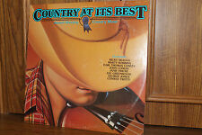 Country At Its Best / Various Artists LP  K-Tel WU3550 1984 NM/EX Play Graded